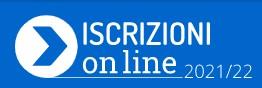Iscrizioni on line 2021/2022